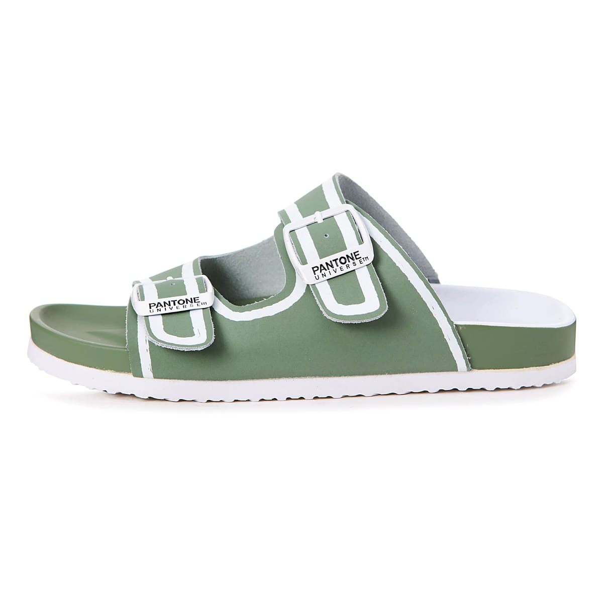 [팬톤]FORMENTERA Slippers_Green Bay [P171SE07GN]